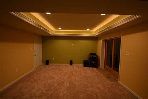 Basement Hidden Led Lights Ideas Basement Masters