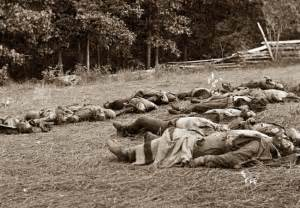 Image result for Battle of Gettysburg, PA, ended after three days.