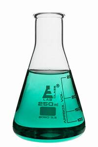 Diagram Of Conical Flask
