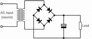 Capacitor Smoothing Circuits  U0026 Calculations  U00bb Electronics
