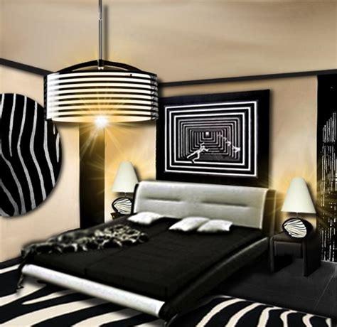 chambre blanche et noir tableau noir et blanc chambre tableau moderne en noir et