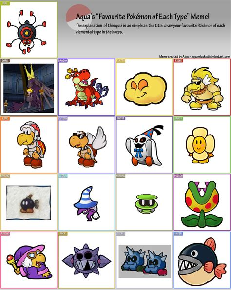 Paper Mario Memes - paper mario 2 element meme by dsguy411 on deviantart