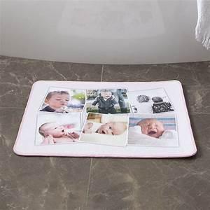Tapis Salle De Bain Original : tapis de bain personnalis impression textile de qualit ~ Teatrodelosmanantiales.com Idées de Décoration