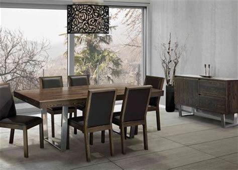 jc perreault salle 224 manger contemporaine canadel mobilier de salle 224 manger
