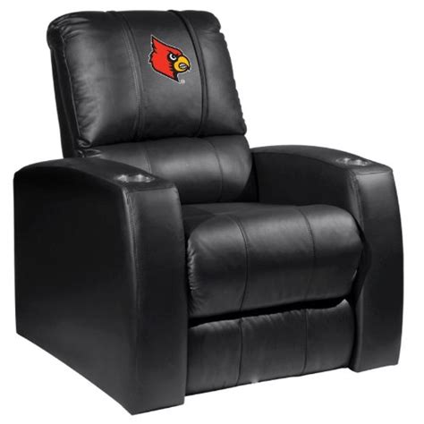 Theatre With Reclining Chairs Louisville louisville cardinals recliner louisville leather recliner