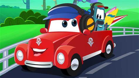 Car Cartoons For Kids