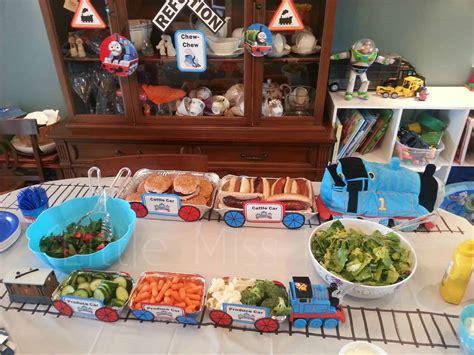 kids birthday party ideas thomas  train party ideas