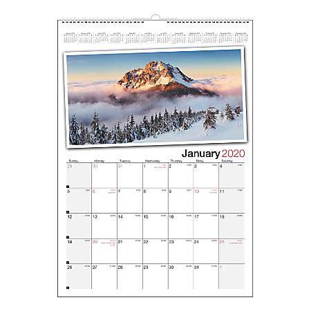 office depot monthly wall calendar photo office depot