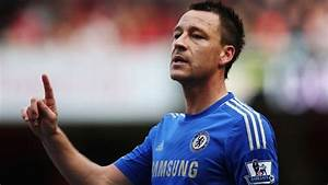 BBC - Phil McNulty: John Terry relishes the limelight as ...  Terry