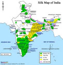 India Silk Road Map