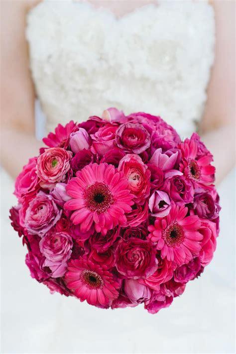 Best 25 Hot Pink Bouquet Ideas On Pinterest Magenta