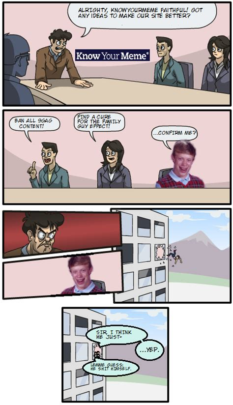 Suggestive Memes - bad luck boardroom boardroom suggestion know your meme
