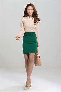 70 Stylish Pencil Skirt outfit examples for you u2013 Page 4 u2013 Lava360