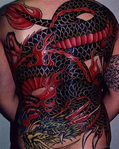 graceful dragon tattoos