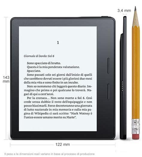 Formati Letti Da Kindle by Nuovo Kindle Oasis Vale La Pena Prova E Opinioni
