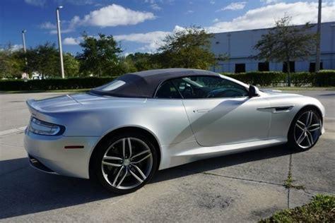 2014 Aston Martin Db9 Volante For Sale  Palm Beach