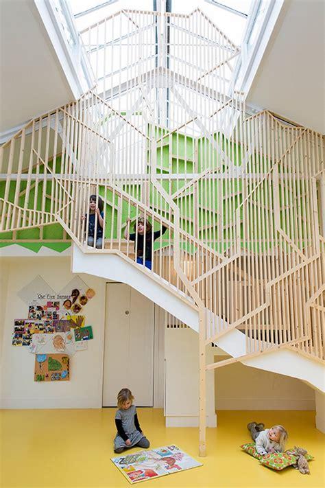 Moderne Und Kreative Innenraum Holztreppencreative Designs For Staircase 24 by Kindergarten Architektur 8 Designs Fassade Und Interieur