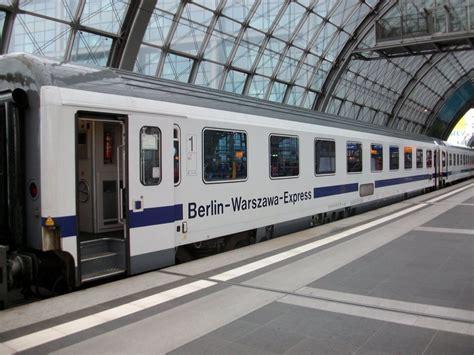 berlin warschau express fotos  bahnbilderde
