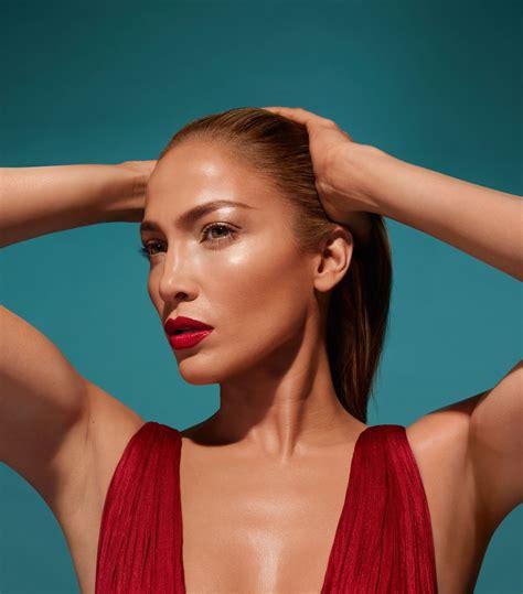 jennifer lopez  inglot cosmetics makeup collab