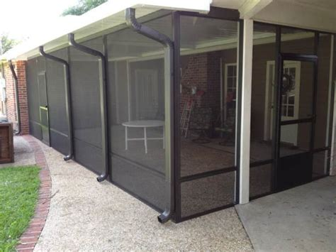 patio fly screen enclosures johnson patios design ideas