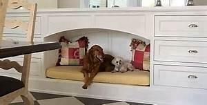 Niche Interieur Pour Chien : id es pour faire niche et couchette d 39 int rieur pour animaux domestiques ~ Melissatoandfro.com Idées de Décoration