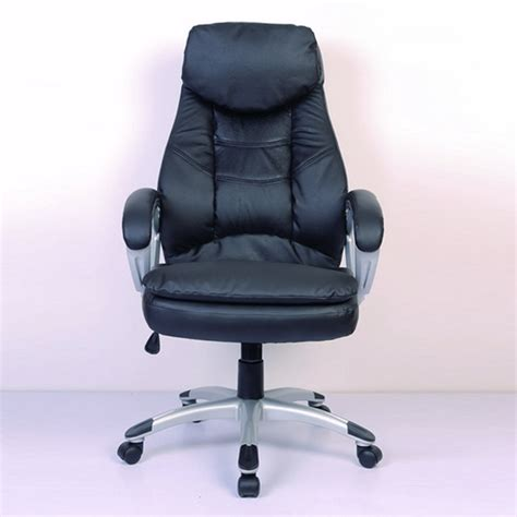 high quality leather office chair www vidaxl au