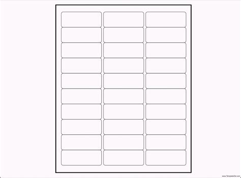 return address labels template 30 per sheet address label template 30 per sheet best and professional templates