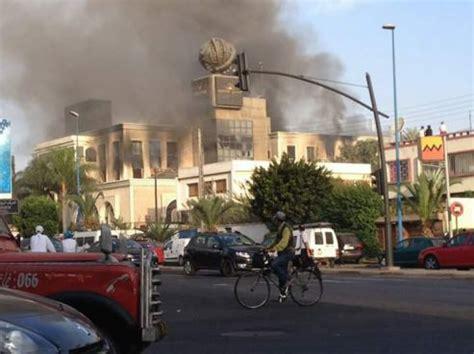 cih siege casablanca casablanca incendie au siège du groupe addoha