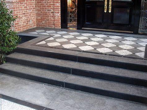 desain motif keramik lantai teras terbaru