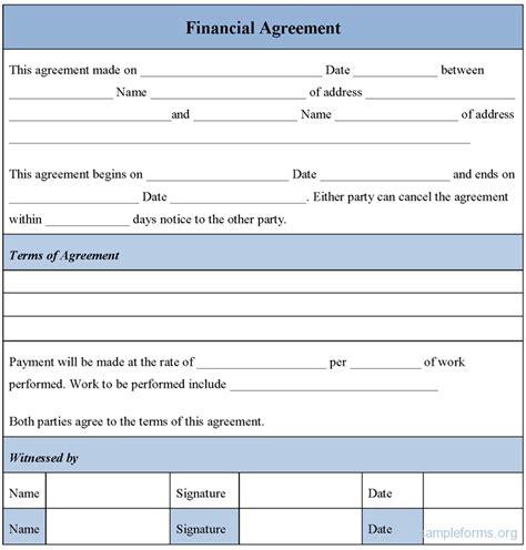 finance lease agreement template truck