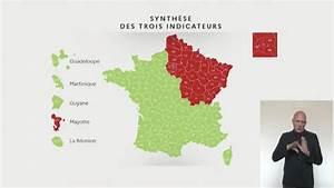 D U00e9confinement   Voici La Carte D U00e9finitive Des D U00e9partements En Rouge Ou En Vert