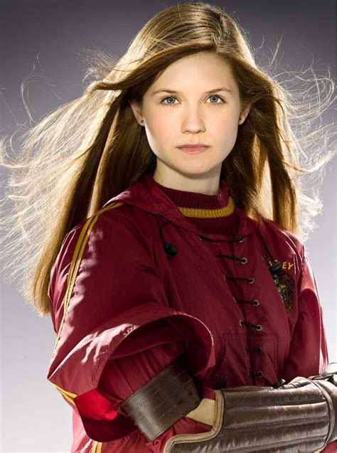 Woman Crush Wednesday Ginny Weasley  What The Hell Is