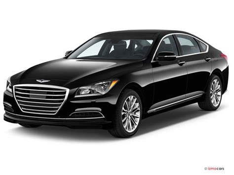 2016 Hyundai Genesis Prices, Reviews And Pictures