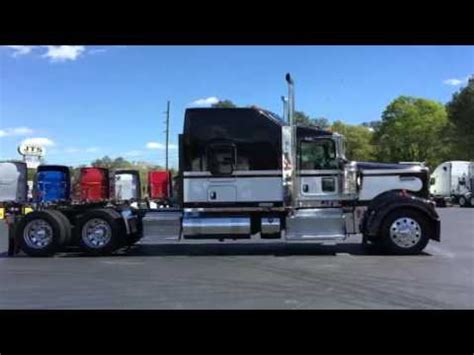 paper truck kenworth 2012 kenworth w900l for sale youtube