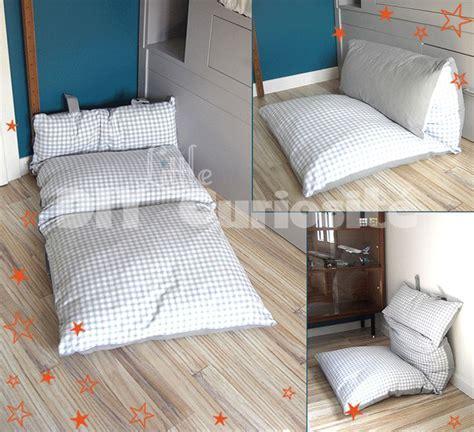 canapé coussin de sol canape en coussin de sol maison design modanes com