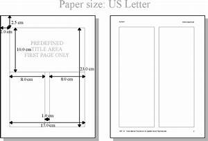 aes 16th international conference authors39 guide paper With us letter paper