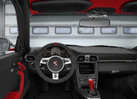Custom Porsche Interior by Custom Interior Carbon Fiber Alcantara Suede Aluminum
