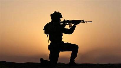 Army Indian Wallpapers Soldier Silhouette