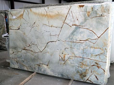 blue roma quartzite slab   obad   quartzite countertops stone countertops