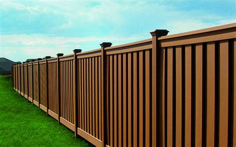 fence types and cost composite fencing prices composite fence panels informations laluz nyc home design