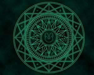 Magic Circle Wallpaper - WallpaperSafari