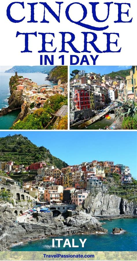 One Day In Cinque Terre What To Do And See Europe