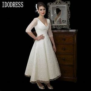 online get cheap simple short wedding dress with long With cheap wedding dresses with sleeves