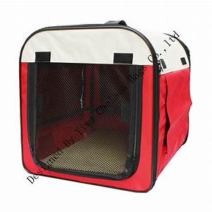 pink air conditioned pet carrier for summer season stripe With air conditioned dog carrier