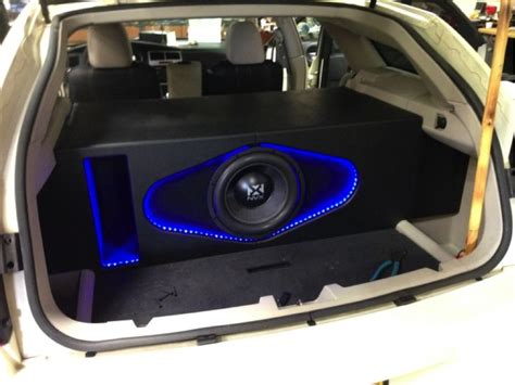 7 best cool subwoofer boxes on custom subwoofer box bespoke cars and car sounds