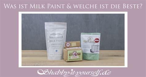 shabby it yourself neue seite 252 ber milk paint ab sofort alles was ihr wissen m 252 sst
