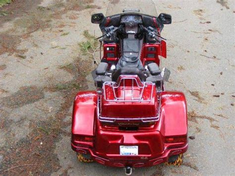 1996 Honda Goldwing Trike For Sale From Ladysmith British