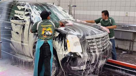 topanga hand car wash