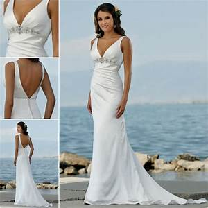 sexy beach wedding dress wedding and bridal inspiration With sexy beach wedding dress