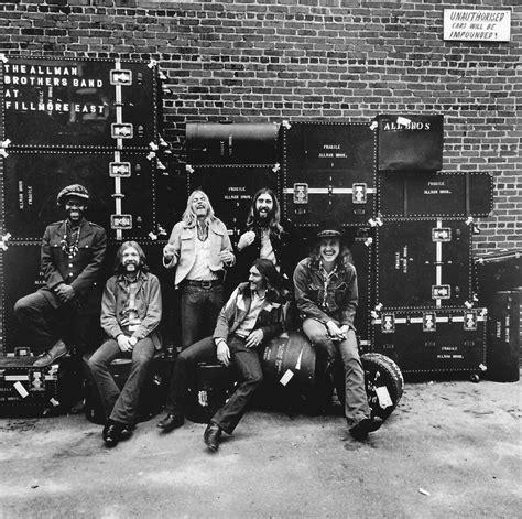 allman brothers band original jim marshall photograph